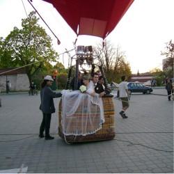Voucher 2 persoane - Zbor cu balonul